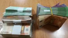 """Митничари откриха 65 хил. евро в турски автобус на """"Капитан Андреево"""""""