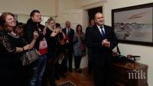 ПЪРВО В ПИК: Президентът Румен Радев в София на 3-ти март - участва в издигането на знамето сутринта, чете реч вечерта