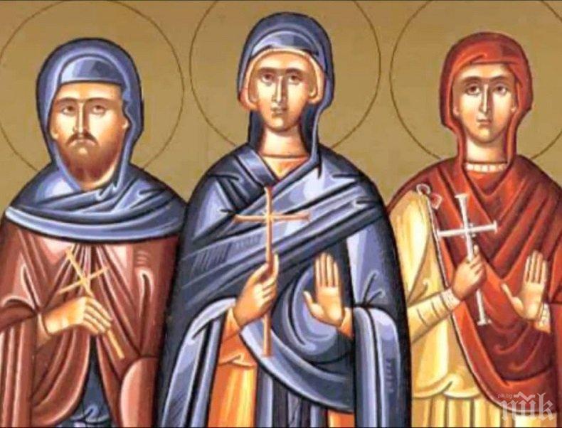 ПРАЗНИК: Почитаме велик светец, страдал много заради иконите