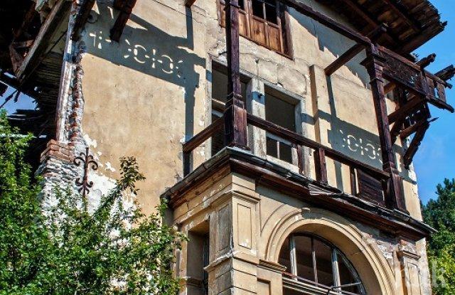 Дарителска кампания ще реставрира вилата на Евлоги Георгиев