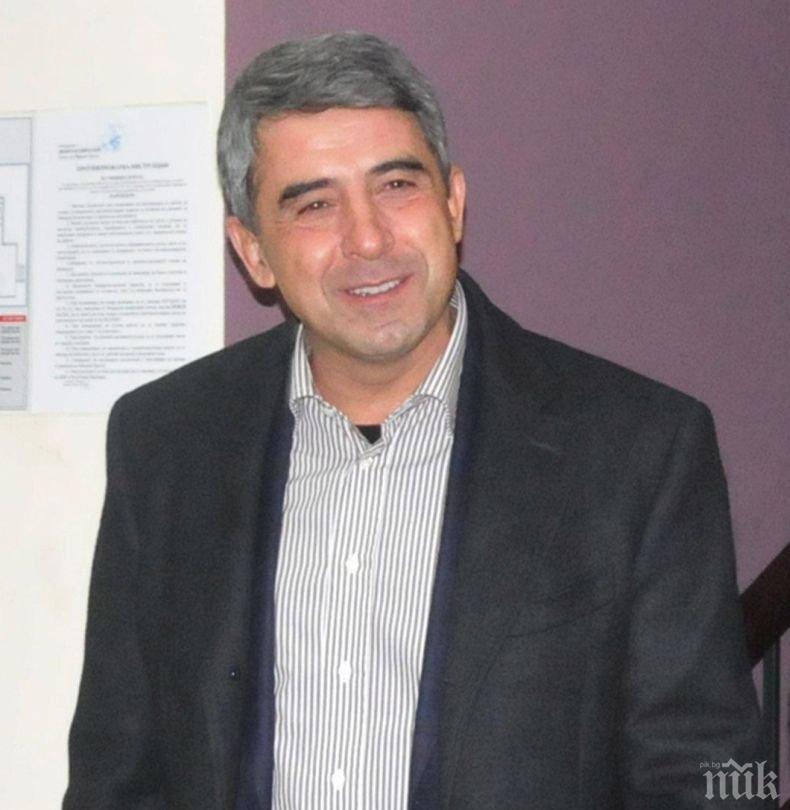 Росен Плевнелиев: Имам притеснения и доказателства, че Румен Радев обслужва чужди интереси