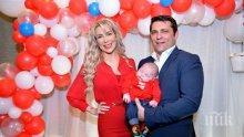 КАТО ПРИНЦ: 40 жени от 5 поколения орисаха сина на Антония Петрова (СНИМКИ)