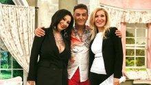 """Гала води зетят на Сашо Диков на концерта на """"Ритон"""""""