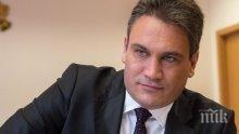 Шефът на КОНПИ Пламен Георгиев с пълен отчет - ето какво е свършила антикорупционната комисия за година
