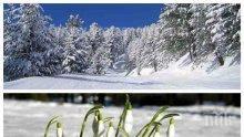 СТРАХОВИТА ПРОГНОЗА: Зимата се връща с пълна сила - ето кога идват дъжд, сняг и студ