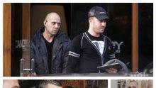 САМО В ПИК: Стайко Стайков ликува след ареста на кума си Жоро Шопа - довереникът на Брендо измамил милионерски син 2 млн. лв.