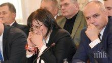 ИЗВЪНРЕДНО В ПИК: Корнелия Нинова хвърли бомба за нова сделка между ГЕРБ и ДПС
