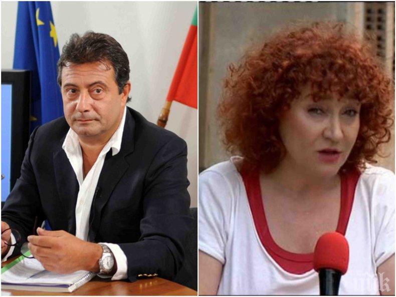 """ПЪРВО В ПИК! БНТ с нови разкрития за съдбата на Валя Ахчиева и предаването """"Открито"""": Уволнена ли е водещата?"""