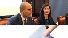 ИЗВЪНРЕДНО В ПИК: Интригата в ГЕРБ се заплита! Цветанов разкри кой е фаворитът за водач на евролистата