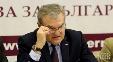 Румен Петков: Шансът на БСП да се върне не толкова позорно в Народното събрание е в ръцете на президента