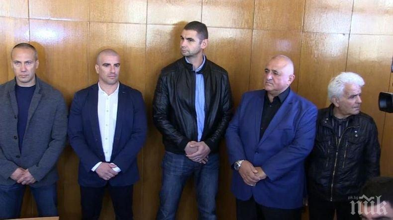 Отложиха делото срещу българските граничари за убийството на бракониер