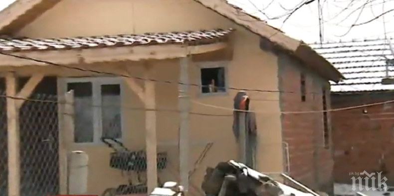 ЕВН само с един абонат в незаконната циганска махала на Войводиново