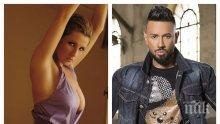 РАЗМИНА МУ СЕ: Чалга певецът Джордан оттегли жалбата срещу мъжа на Джина Стоева