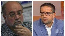 ЕДНО КЪМ ЕДНО: Харизанов и Кънчо Стойчев в челен сблъсък за дълговете на мюфтийството и бойкота на БСП в парламента! Води ли Корнелия Нинова политика на инат