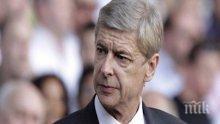 Арсен Венгер с парещ коментар относно мега спора Наполи - Арсенал