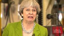 """Британците: """"Тереза Мей """"е свършена"""""""
