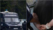 ОТ ПОСЛЕДНИТЕ МИНУТИ: Спецакция в сърцето на ромското гето в Бургас - има много арестувани (СНИМКИ)