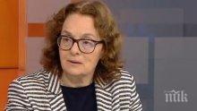 """Румяна Коларова: С напускането на парламента """"Воля"""" окарикатури позицията на БСП"""