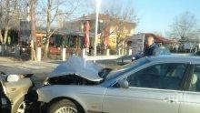 Катастрофа на пътя Пловдив-Карлово