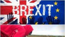 ЛОНДОН СЕ ТРЕСЕ: Брекзит без споразумение? Какво ще се случи при този вариант