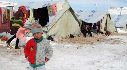 България готова да даде над 3 млн. евро за бежанците в Турция