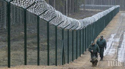 изпревариха тръмп латвия изгради 100 ограда границата русия