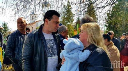 По традиция: Калоян Паргов отново в Мрамор за Тодоровден