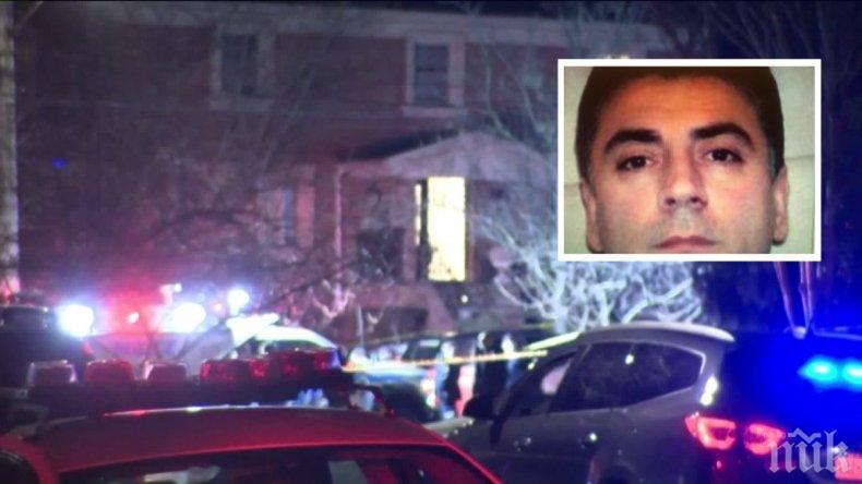 БРУТАЛНО ПОКУШЕНИЕ: Убиха с 5 куршума боса на мафиотския клан Гамбино в Ню Йорк (ВИДЕО)