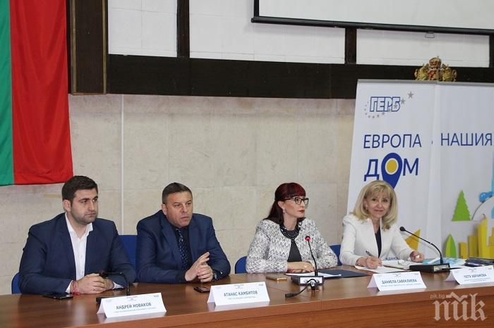 """Министър Петя Аврамова: 40,6 км от АМ """"Струма"""" остават за доизграждане"""