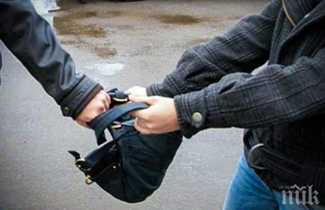 Дързък грабеж в Пловдив, ето кои са апашите