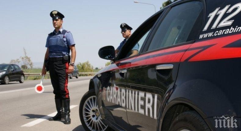 В Италия откраднаха картина на Питер Брьогел-младши, която се оказа...