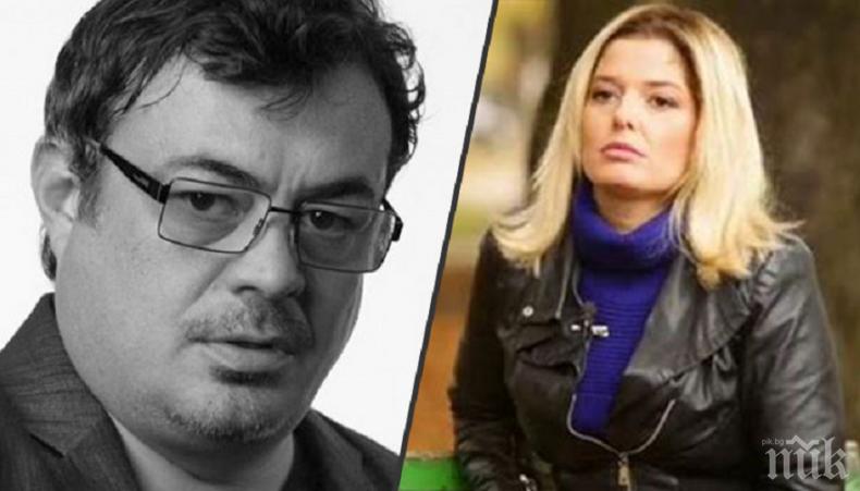 Проговори бившата жена на Ласкин: Хванали ли са се за косите с Алекс Сърчаджиева за имането на актьора