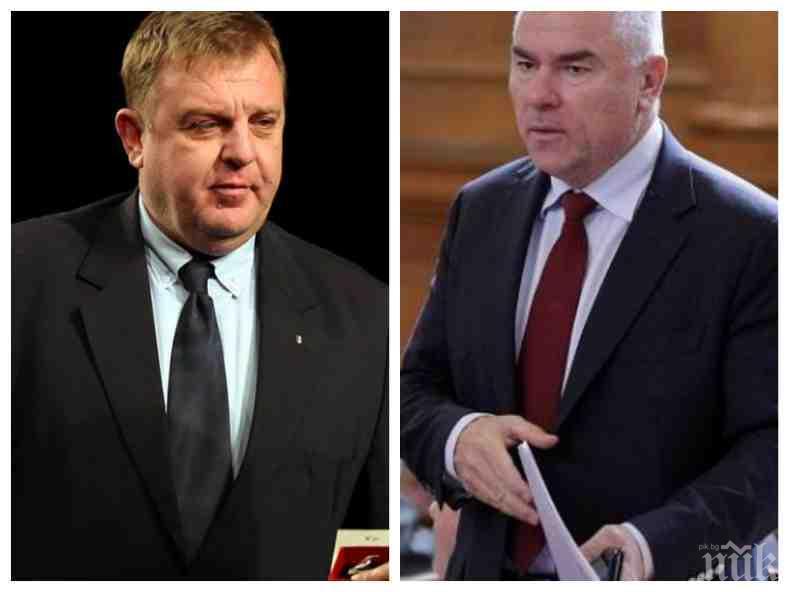 САМО В ПИК! Каракачанов срази Марешки: Има нужда от сериозен екип психиатри заради раздвоение на личността
