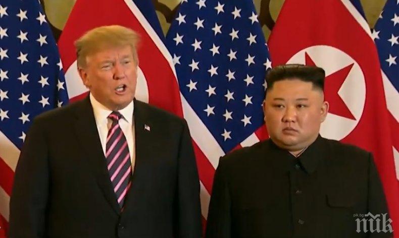 ОБРАТ: Северна Корея обмисля да прекрати преговорите със САЩ
