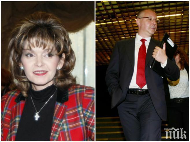 Светлана Шаренкова пише до Станишев през ПИК: Сергей, бъди джентълмен! Отстъпи първото място в листата на Елена Йончева или Деница Златева!
