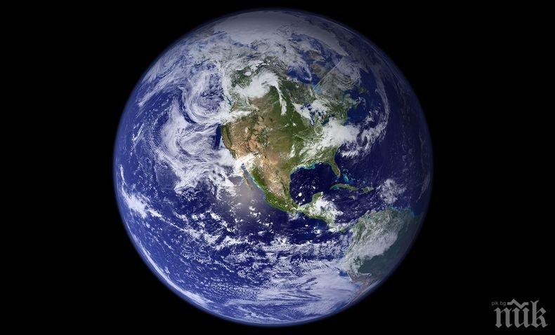 ДА БЕ ЖИВ ГАЛИЛЕО: 8% от българите са убедени, че Земята е... плоска