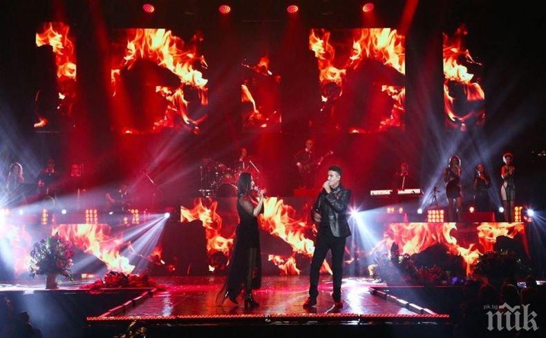 """""""Ритон"""" с премиера на юбилейния концерт на Стефан Димитров"""