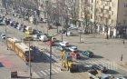 ВАЖНО: Ремонт променя временно движението в София