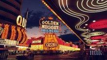 Лека ръка: Турист спечели джакпот от 1 млн. долара в казино в Лас Вегас