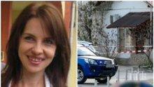 СТРАШНА ТРАГЕДИЯ: Убиецът от Ботевград наръгал жена си пред едното им дете. Ето СНИМКА на закланата Камелия Аярова