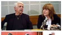 СЕМЕЙНА ДРАМА: Не пускат ямайския зет на Развигор Попов у нас - Мими Иванова стана бавачка на внучка си
