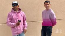 100 Кила: Мъже, носете розово!