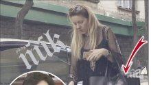 """САМО В ПИК И """"РЕТРО"""": Пиарката на Корнелия се фука с чанта """"Живанши"""" за 2 бона (СНИМКИ)"""