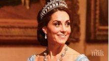 Ето я тайната за перфектна фигура на херцогиня Кейт