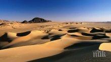 ЧУДО: 5-годишно момченце оцеля след 24 часа в пустиня в Аржентина