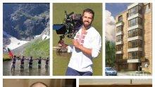 """РАЗКРИТИЕ НА ПИК: Фирма """"Артекс"""" замесена в скандала с Рилските езера - синът на собственика нагазил в """"Близнака"""" да снима клип"""