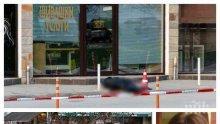 СМЪРТОНОСНА РЕВНОСТ: Вижте ексклузивни кадри от мястото на кървавата трагедия с два трупа в Ботевград (СНИМКИ)