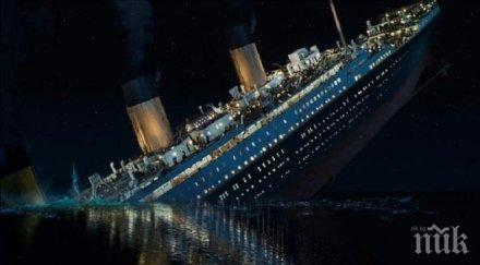 """СТРАШНА МИСТЕРИЯ: Наистина ли """"Титаник"""" изпраща сигнали SOS на всеки 6 години? Радист превъртял, след като чул глас от отвъдното"""