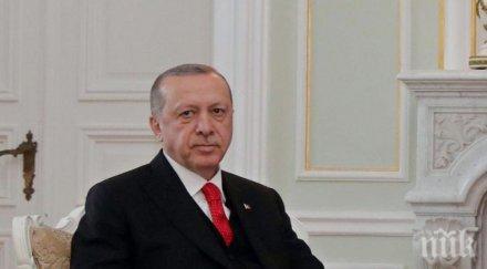 Ердоган готов да върне смъртното наказание
