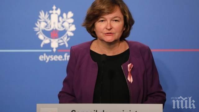 Френска министърка нарече котарака си... Брекзит